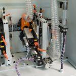 PN 02 чистовая отделка HF @ 12.000 об / мин с наклоном от 0 ° до 25 °