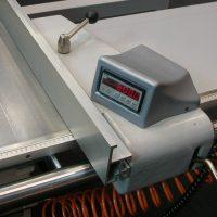 Пневматический параллельный упор 1100 мм с цифровым дисплеем (для версии base)