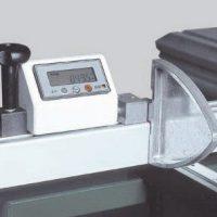 Электронный индикатор ширины реза